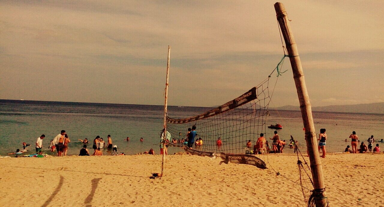 beach volley Momentarily Eye4photography  Eyeem Philippines Taking Photos Simplicity