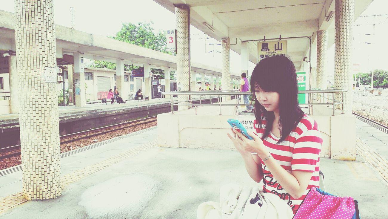 鳳山站☆╮(╯▽╰)╭★