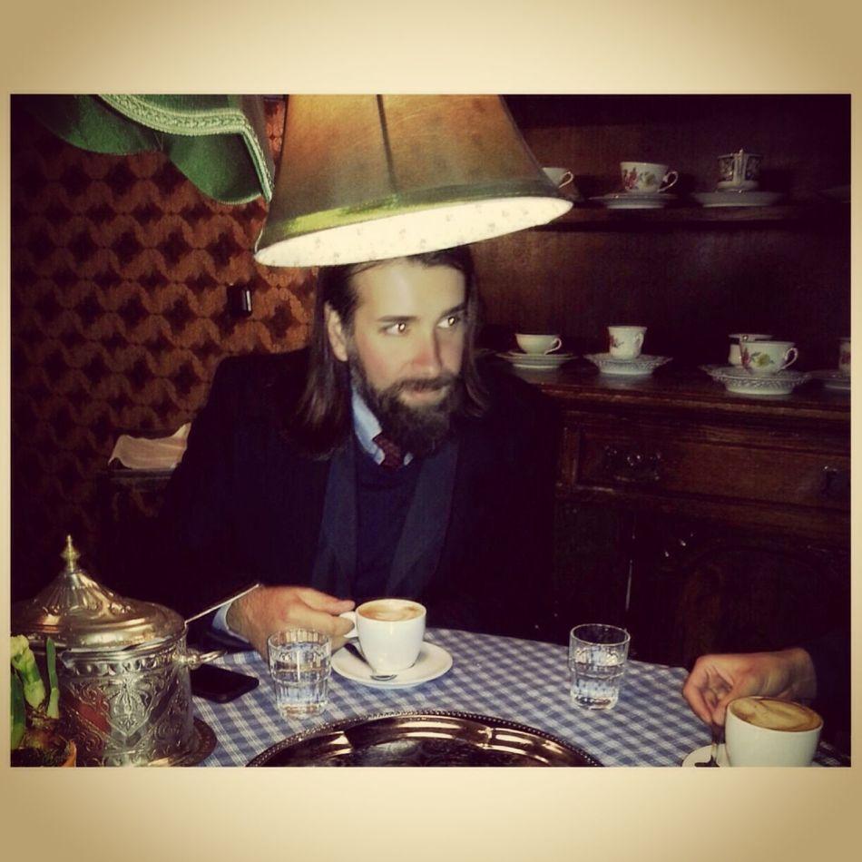 Espresso Cappucino Beard Beardlife Beardman Suit Gentlemen