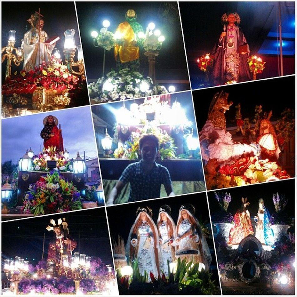 Holywednesday Procession Panata ng family every Holyweek