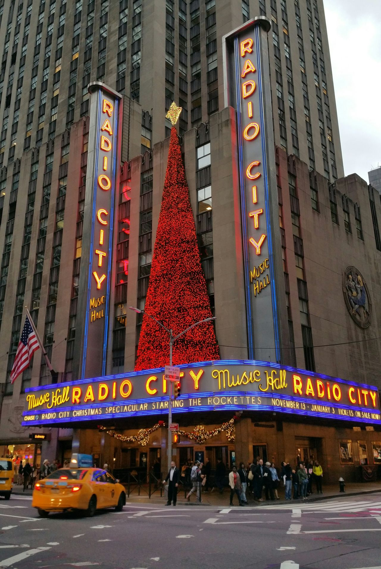 Radio City Music Hall NYC New York City EyeEm NYC Eyeem New York City NYC Photography
