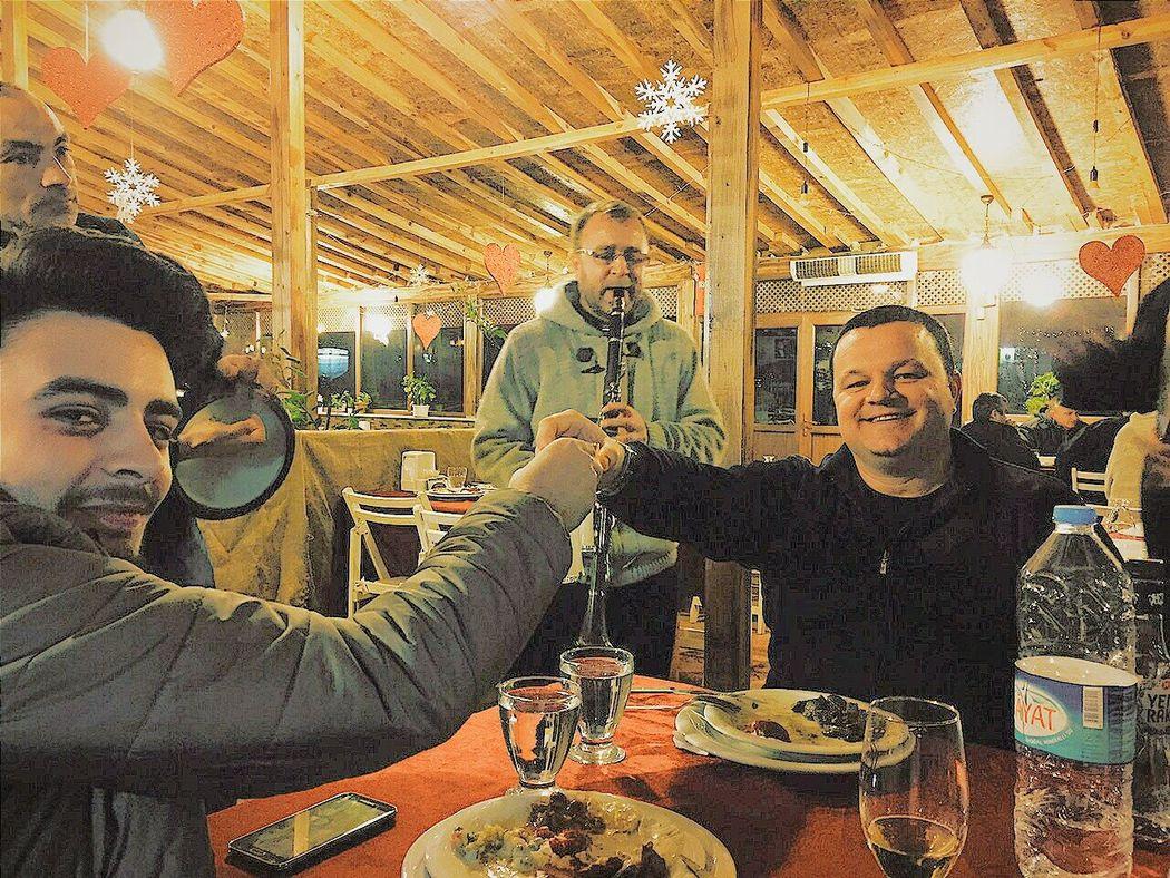 Yeni Rakı Rakıcandır Raki Sofrasi Klarnet Fasıl Restaurant Alkol Happy Goodnight