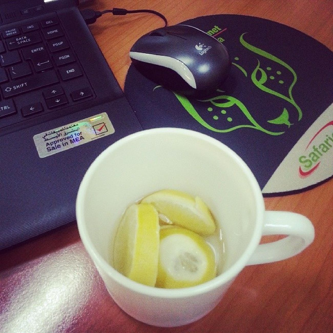 How to survive janworry cold and errr... Lemon Honey EarlyMornings