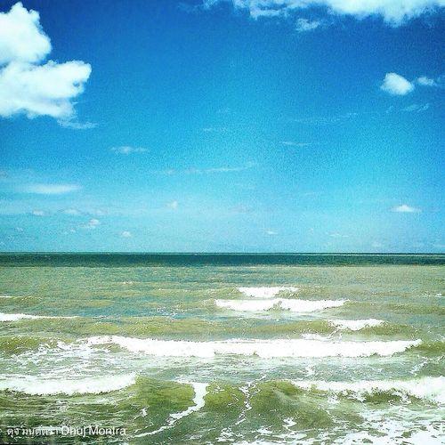 Beauty sea .. ( Name is KhungViMarn @ Janthaburi Thailand)