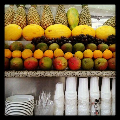 Rio365_copacabana Copacabana Fruits Coloursplash Colour Fruitporn Riodejaneiro EyeEmBestEdits Frutas