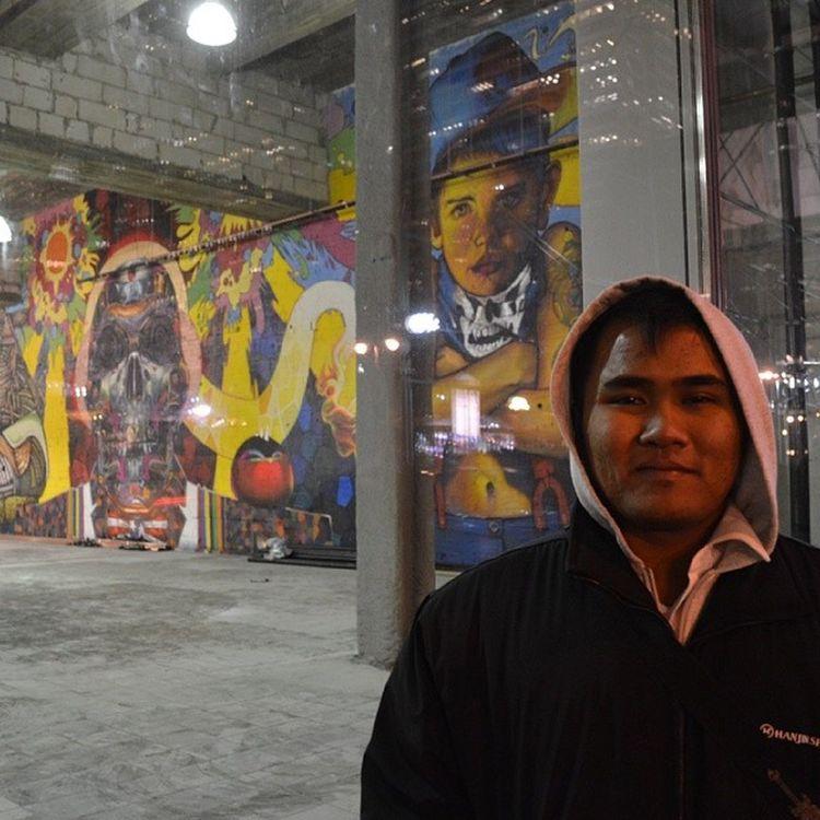 Street Art Manhatan City