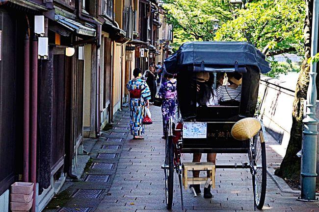 金沢の茶屋街 Wabisabi Japanese Traditional Japanese Culture Wabi-sabi Streetphotography Japanese Architecture Street YUKATA PENTAX K-70