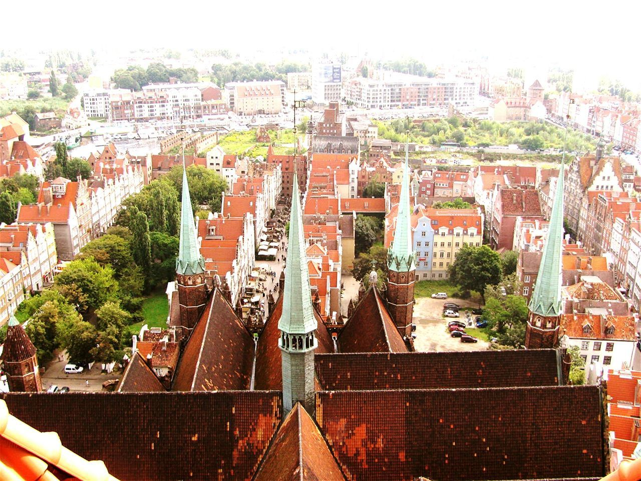 Taking Photos Check This Out Hello World View View From The Church Old Old Buildings Old Church City City View  Poland Gdansk Gdansk (Danzig) Danzig EyeEm Best Shots