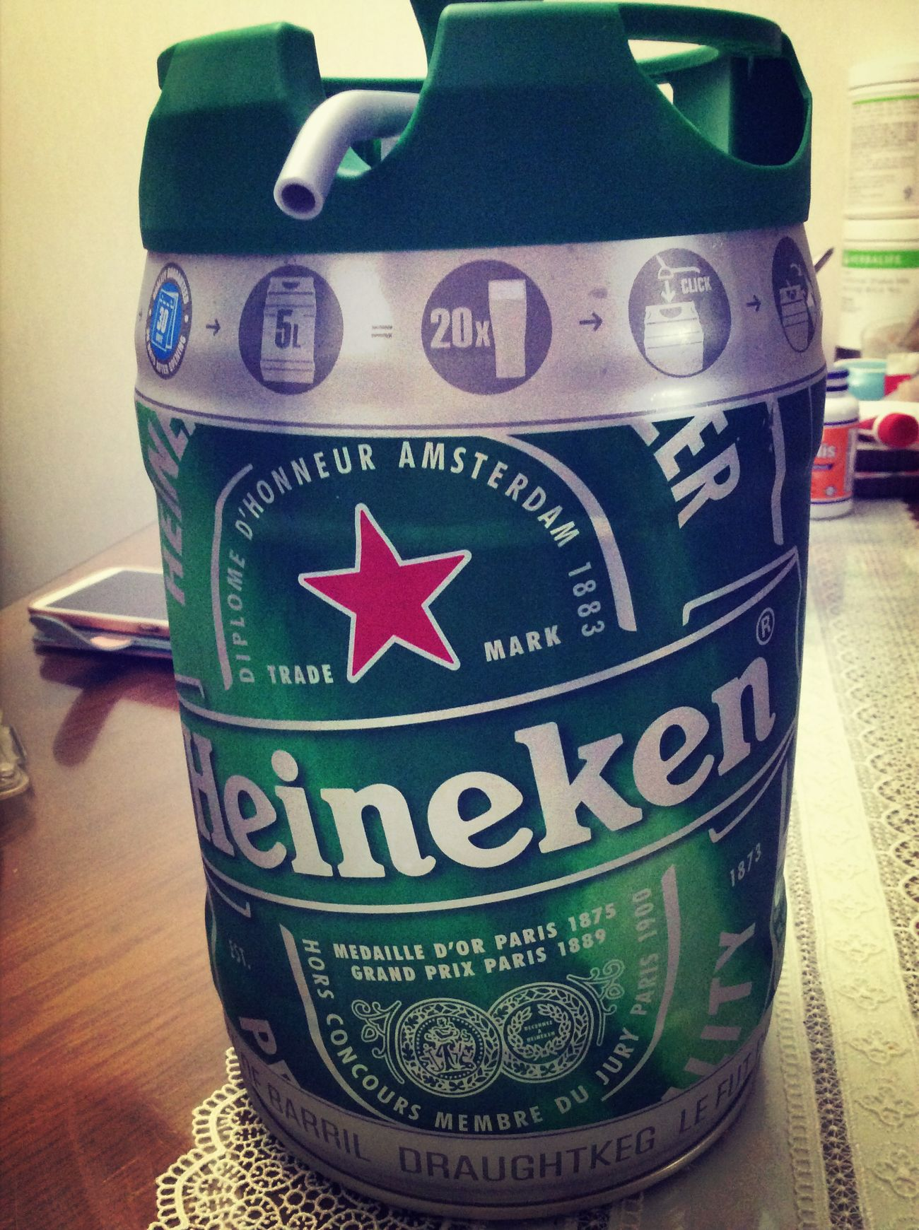 Heineken !!! Home Sweet Home
