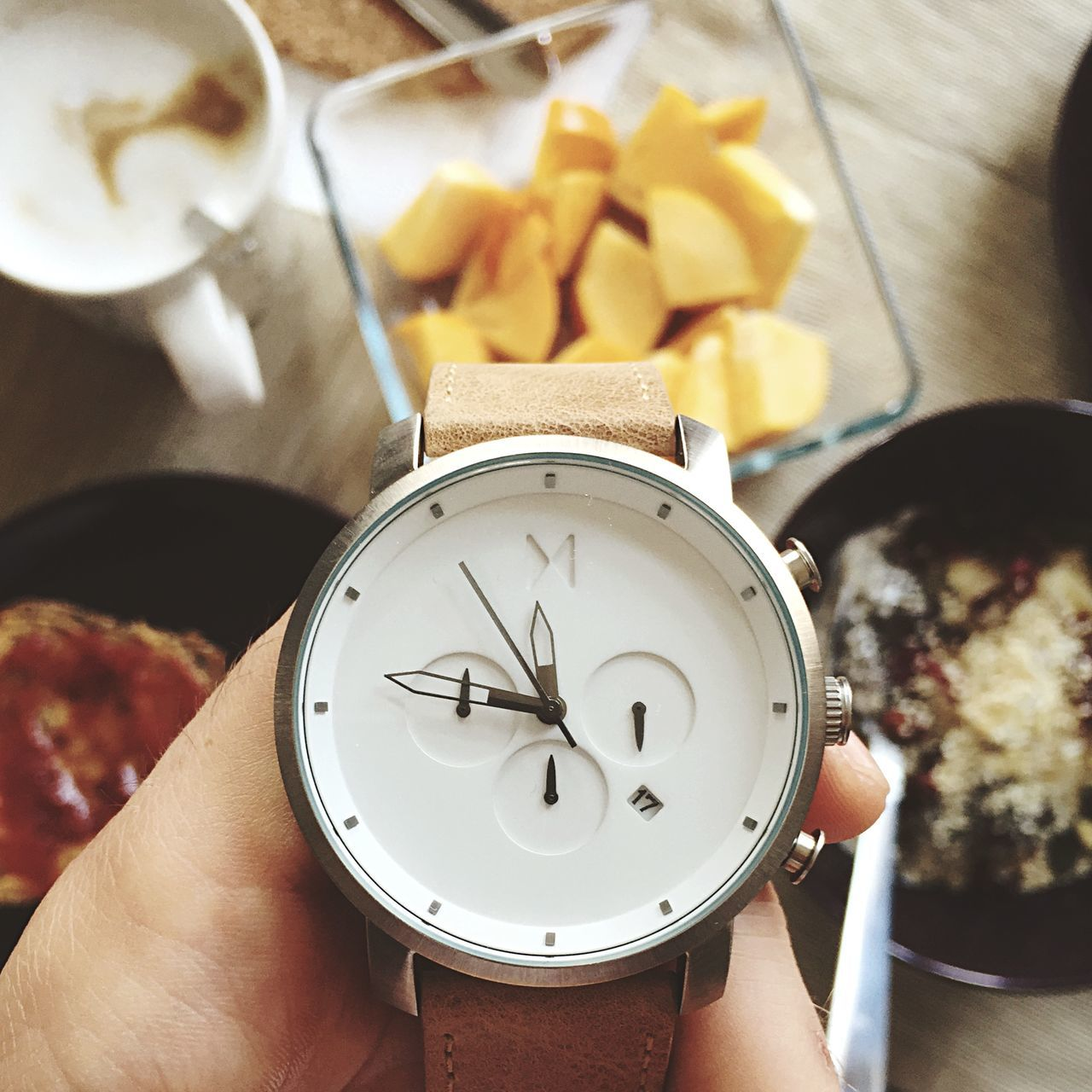 Beautiful stock photos of uhren, time, clock, instrument of time, minute hand