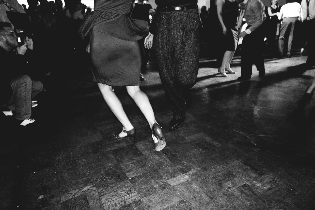Swing music Dance Day Friendship Human Leg Leisure Activity Lifestyles Low Section Men Music Outdoors People Real People Rear View Standing Togetherness Walking Women The Week On EyeEm