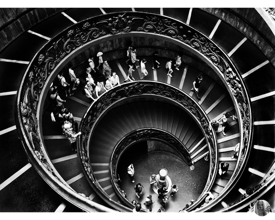 Vatican Museum Stairs Architecture People Spiral Spiral Staircase Staircase Steps Steps And Staircases Vatican Vatican Museum VaticanCity