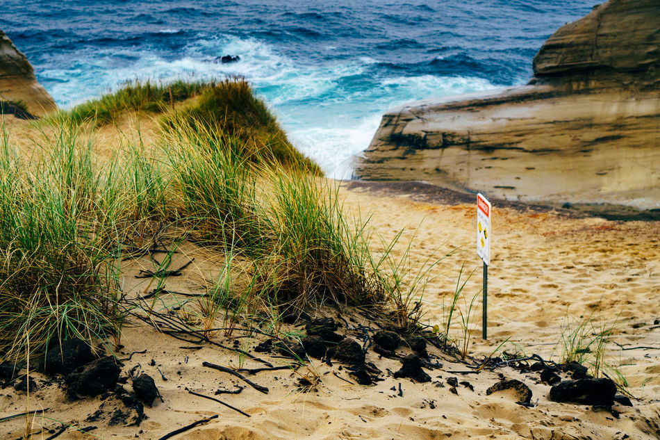 Beach Beauty In Nature Day Nature No People Outdoors Sand Scenics Sea Shore Tranquil Scene Tranquility Water Wave
