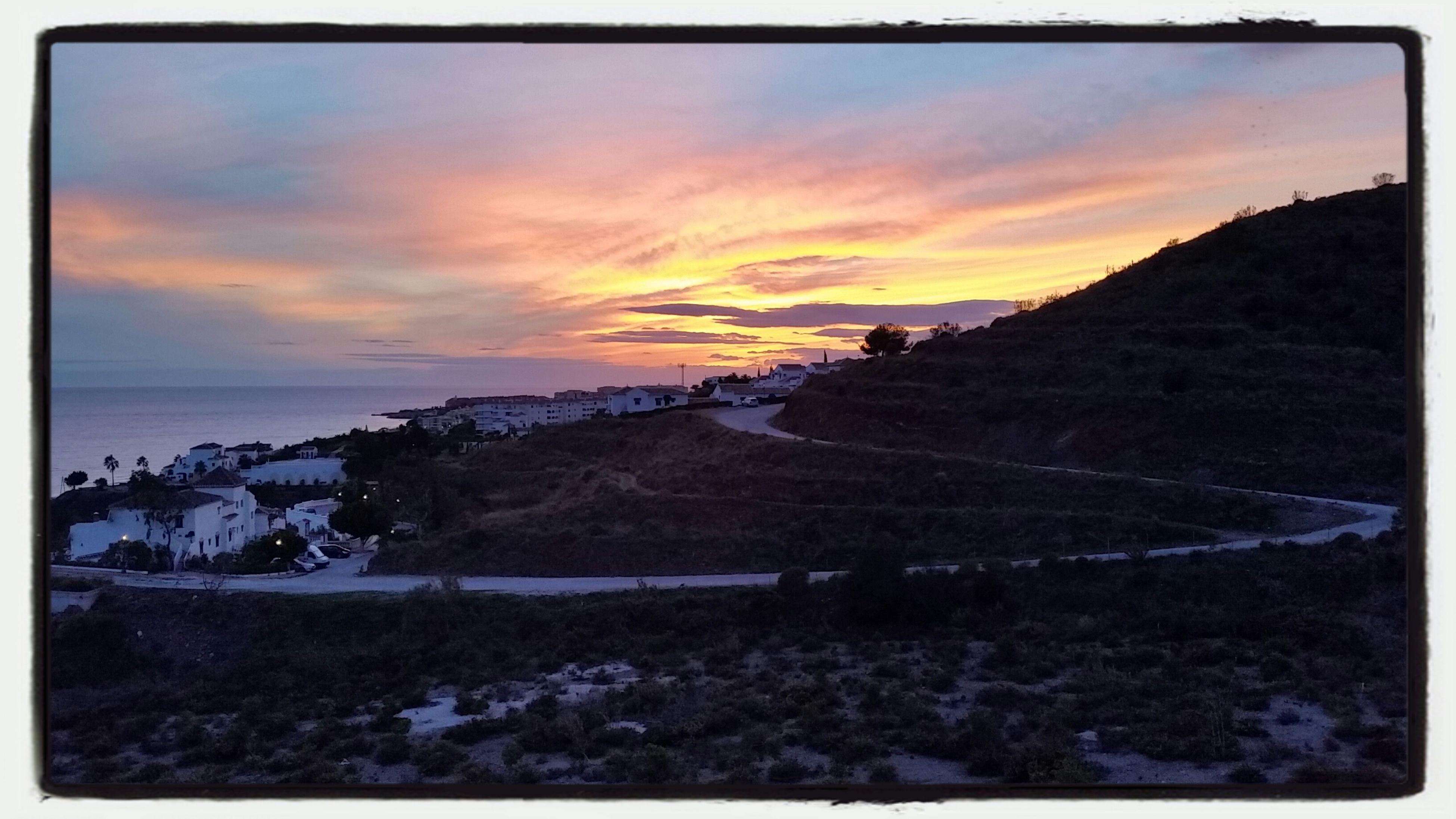 Sunset Without Filters Zufriedenheit