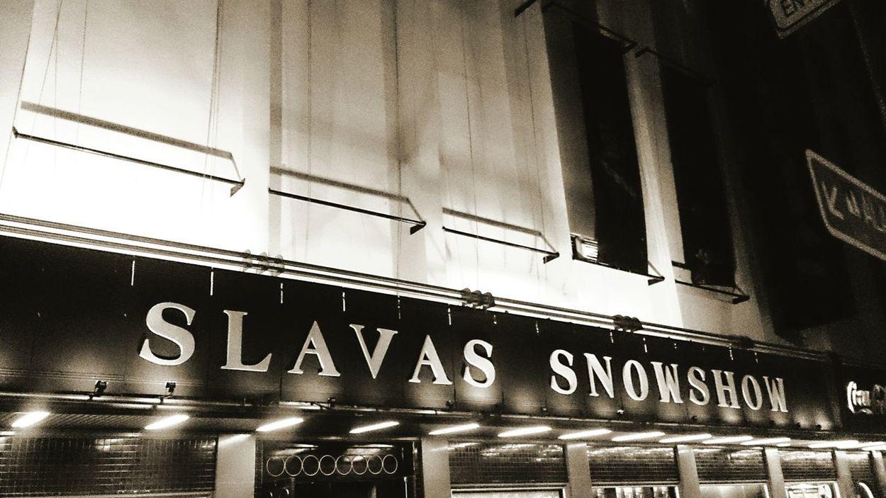 Hipnotizante Slava Snowshow Slava's Clowns Teather Great Performance