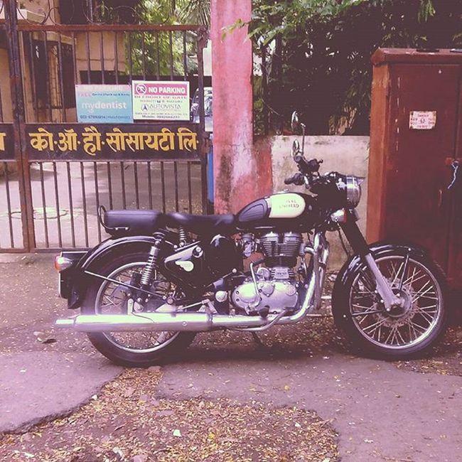 Royalenfield Bullet 350  Bulleters Biker Royal Ride Mumbai