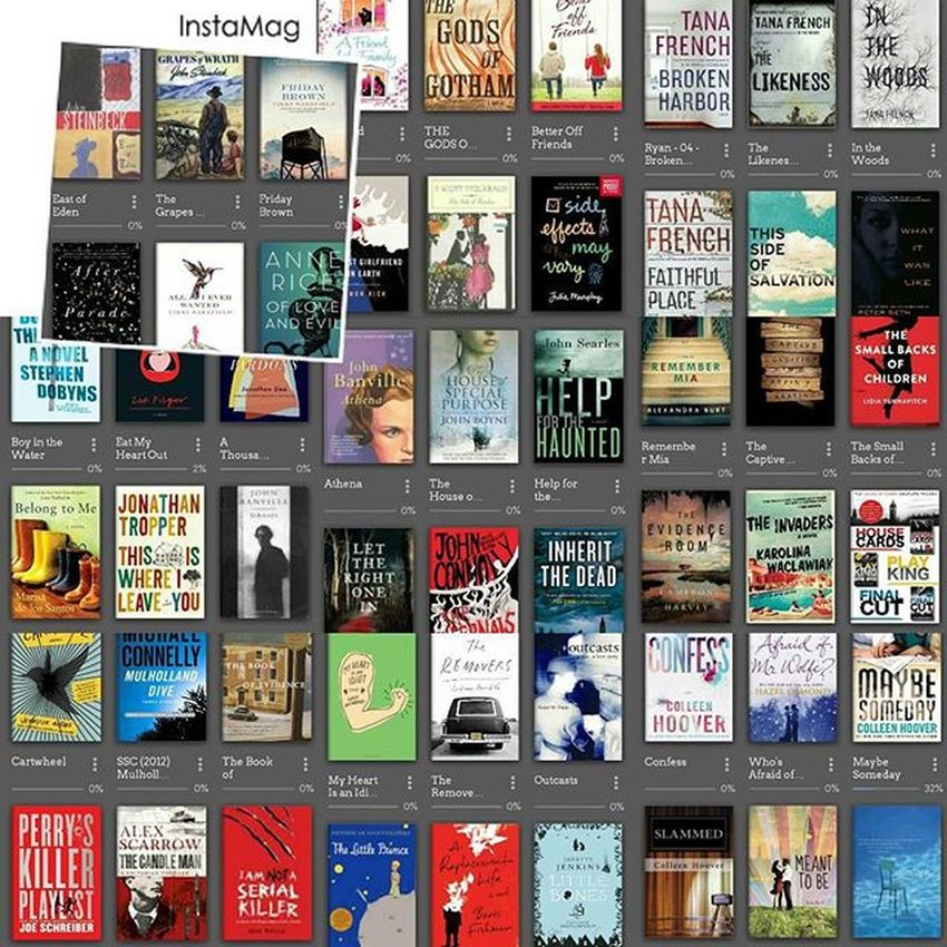 What the to-read list looks like..pheew That's just the half of it, not including Paperbacks . This makes me restless! Current Read: Illusion of Separateness - Simon Van Booy Book Bookmark Bibliophile  booklover bookworm currentread