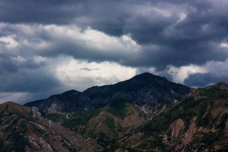 Mountains of Uzbekistan Mountains And Sky First Eyeem Photo