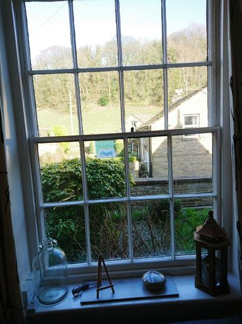 Window View Looking Out Taking Photos Village Life Old Buildings Picturesque Check This Out . Stone Cottage Hello World
