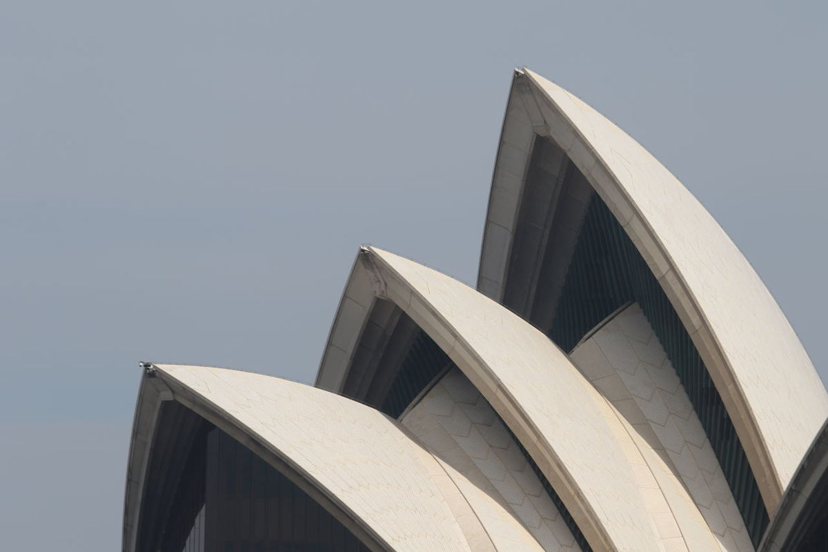 Architecture Building Exterior Built Structure City Cultures Day Fantastic Geometrical Myterious Operahouse Outdoors Travel Destinations
