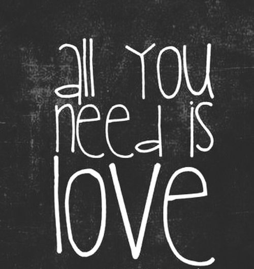 all we need ?
