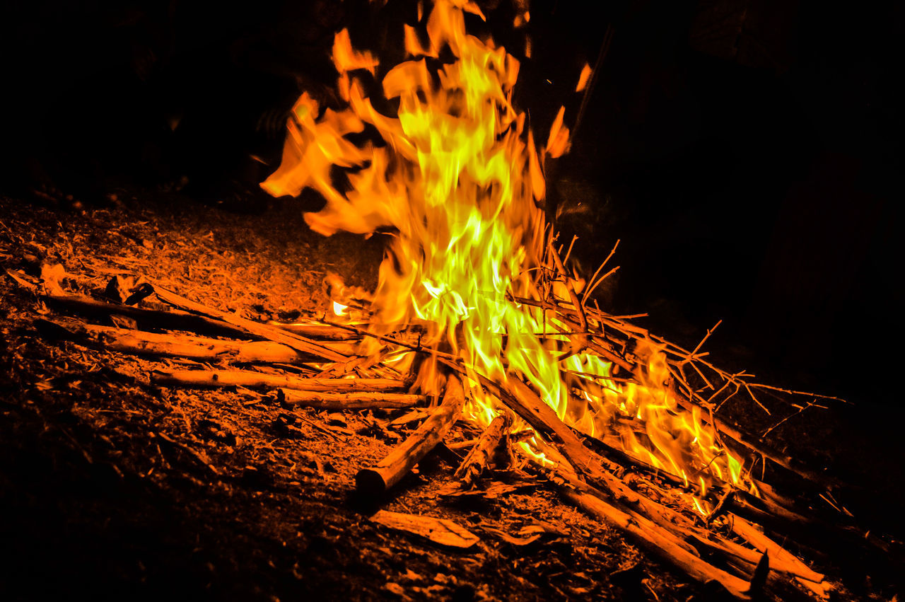Fire Camp @CHITRADURGA