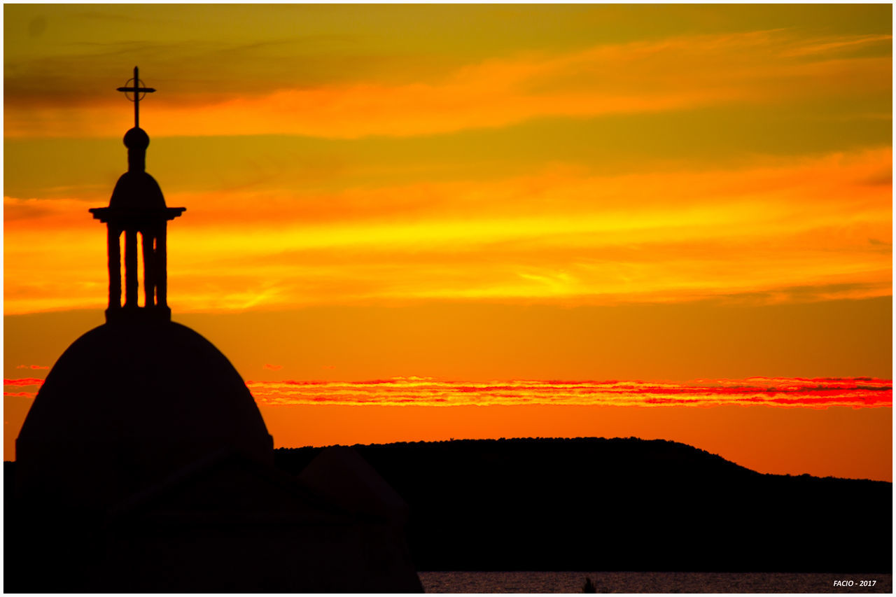 Amanecer Dawn Iglesia Landscape Landscape_Collection Paisaje Patagonia Península De Valdés Relaxing Religion First Eyeem Photo