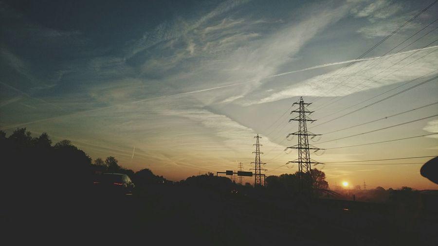 Landscape Drivingshots Himmel Skylovers