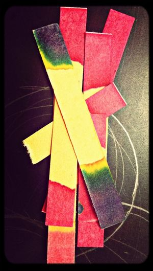 Pretty Colors In Chem