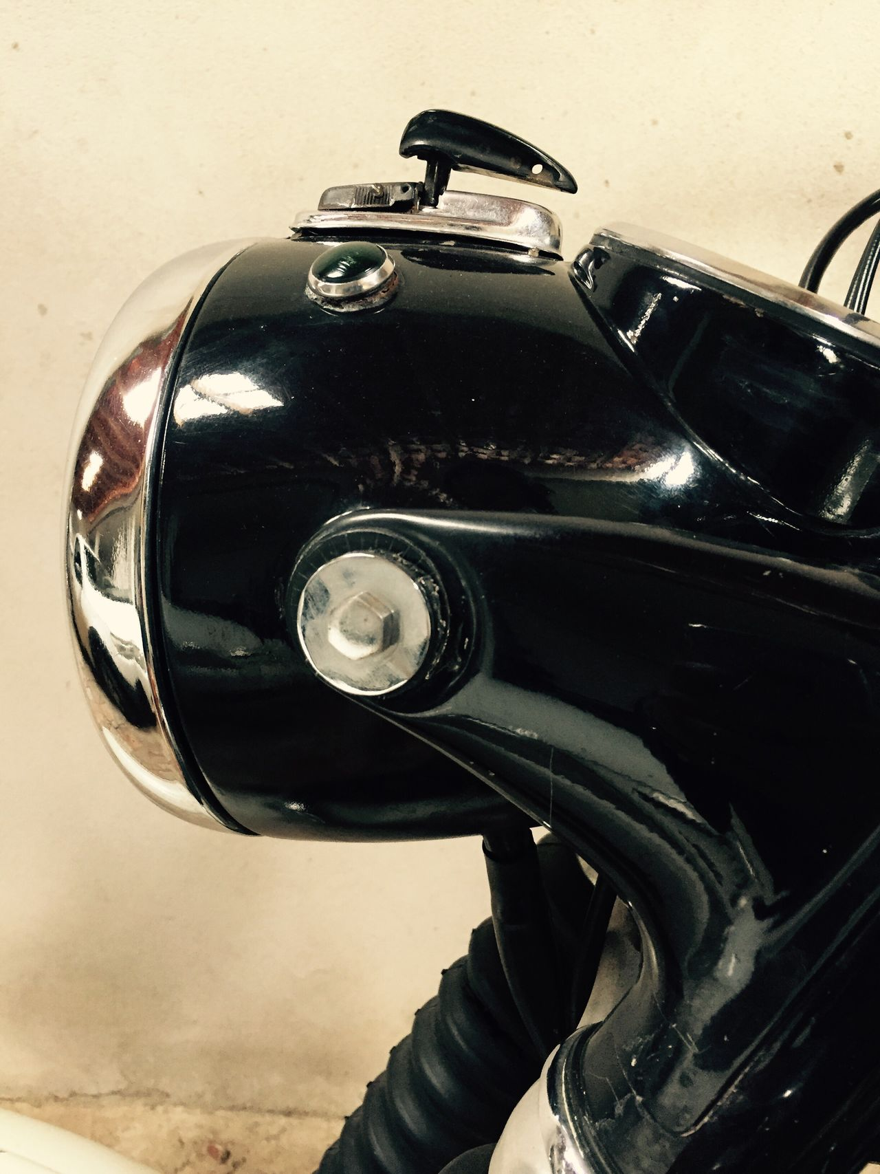 Close-up Motorcycle Parts BMW R75/5 Mororcycles Day No People Indoors  Tranport