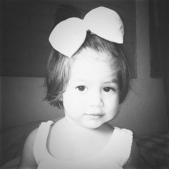 My Baby Girl <3 Blacksndwhite Nicaragua