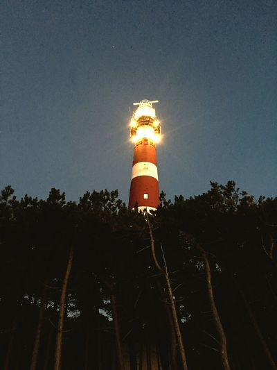 The lighthouse helps u find ur way, it helped me at least