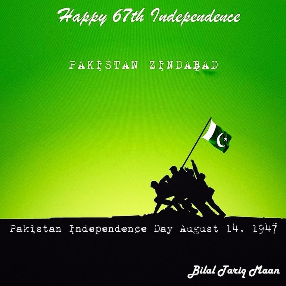 Independence Day PakistanLoveYou 2014 RevolutionOfYear1947 Quaid Iqbal