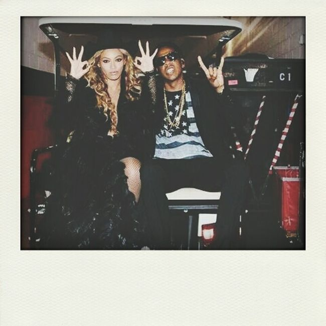 Beyonce Jay-Z  Beyonce And Jayz Queen B
