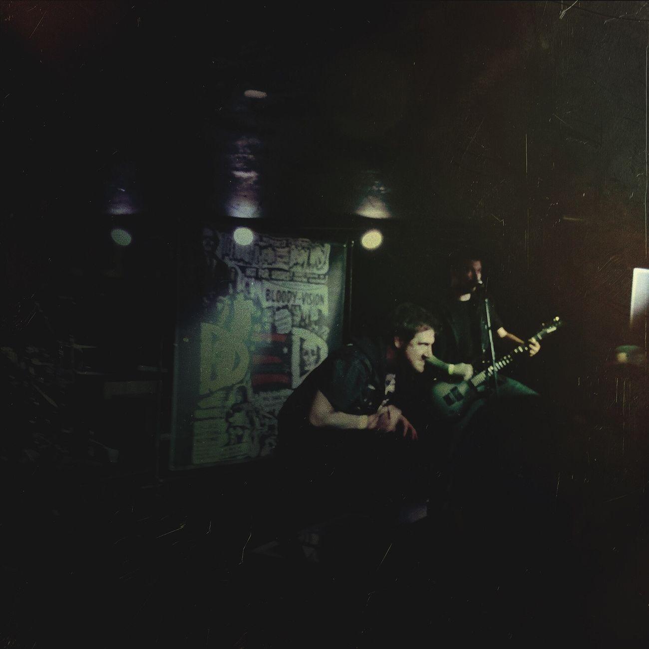 Metal Live Music Rock'n'Roll Ded Tempearizona Meeting Friends Mextures Arizona Heavy Metal Band