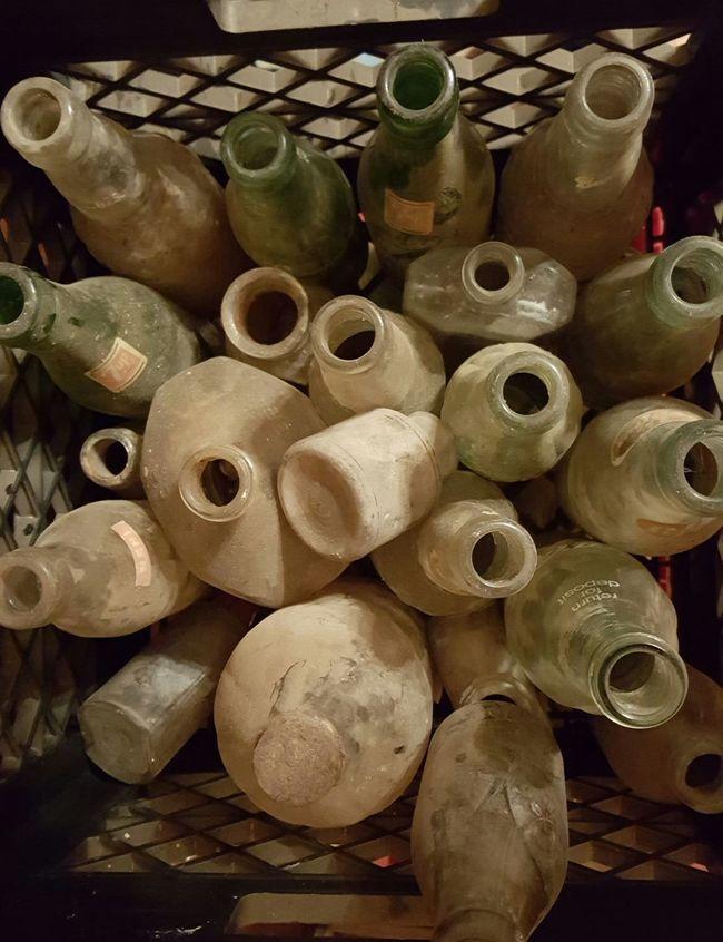 Abundance Arrangement Bottle Close-up Empty Bottle Food And Drink Large Group Of Objects Old Bottle Still Life