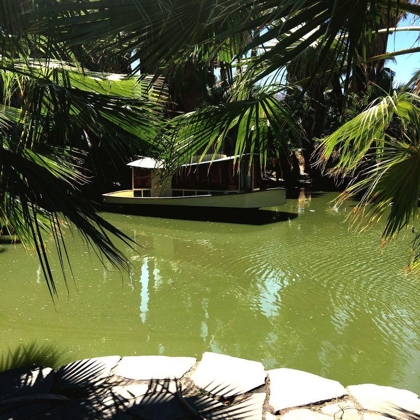 Boat California Twentynine Palms Pioneer Town