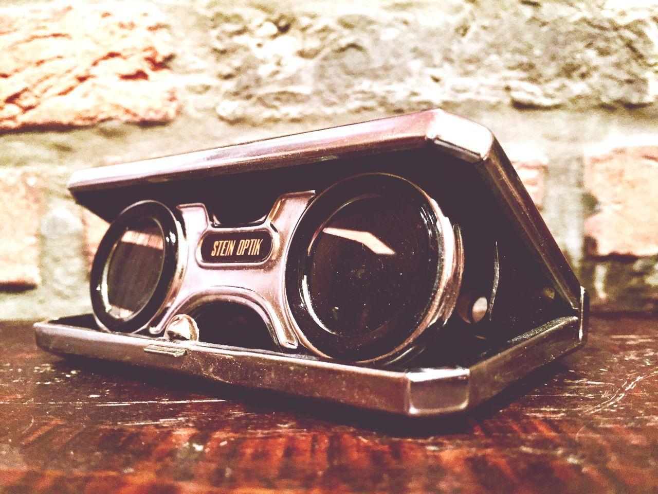 Lieblingsteil Fleemarket Tresures Binoculars