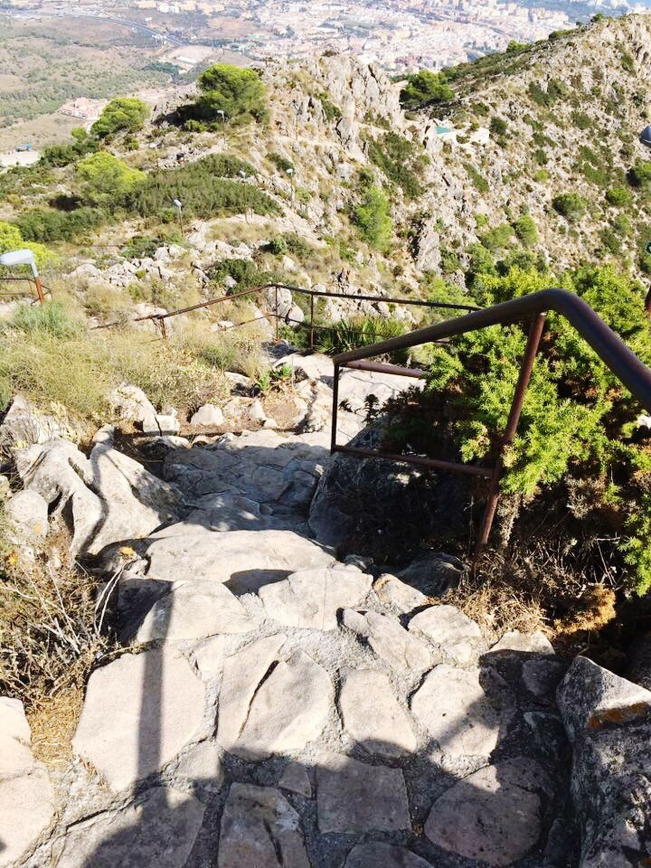 High Stair Mountain Nature Beauty In Nature Outdoors Day Landscape SPAIN