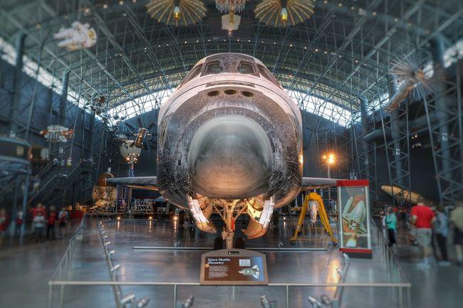 Aerospace Museum NASA Shuttle Smithsonian National Air And Space Museum Space Spaceshuttlediscovery Washington, D. C.