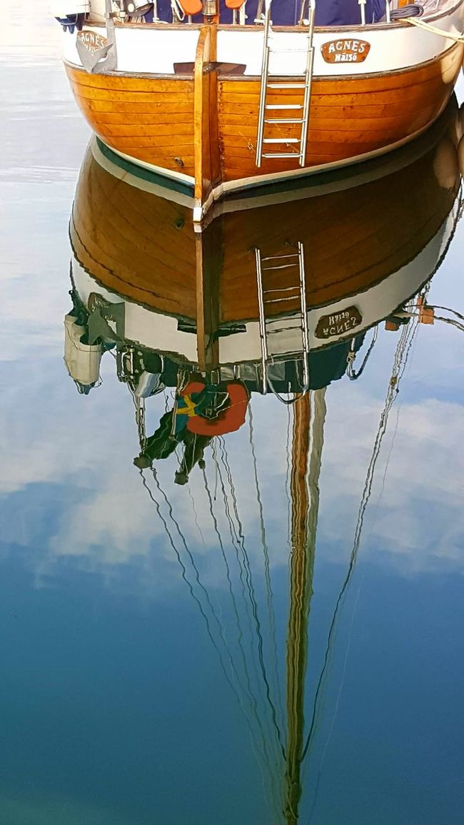 Ship Boat Mirror Mirror Picture Reflection Peaceful Relaxing Beauty In Nature Nature_collection Check This Out EyeEm Best Shots
