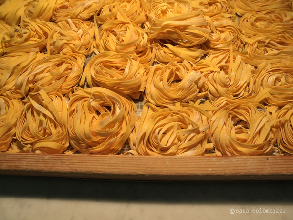 Food Photography Bologna, Italy Family Time Love ♥ tagliatelle
