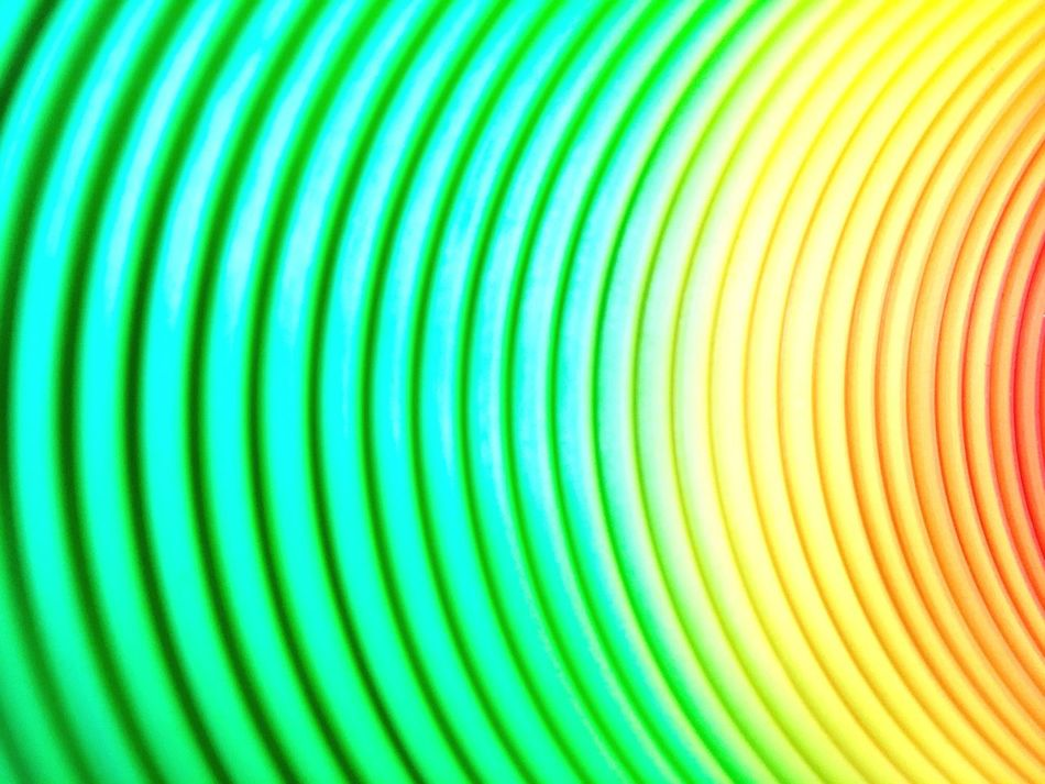 Multi Colored Abstract Vibrant Color Pattern Backgrounds Textured  Green Color Close-up Curves Lines And Shapes Green Background Colors Colorful Yellow