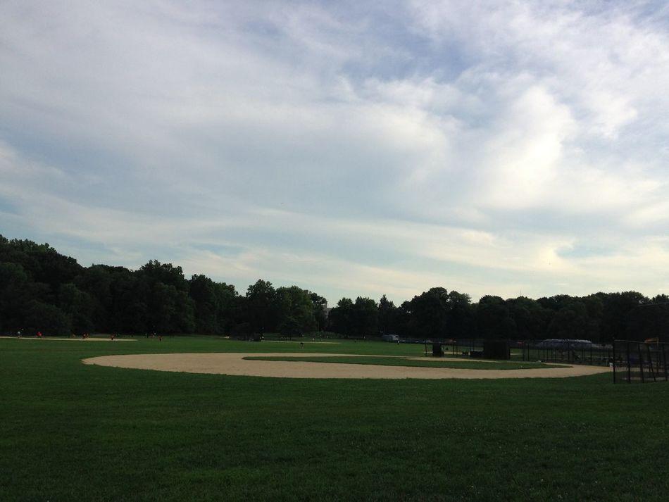 Beautiful stock photos of baseball, Activity, Baseball, Brooklyn, Cloudy