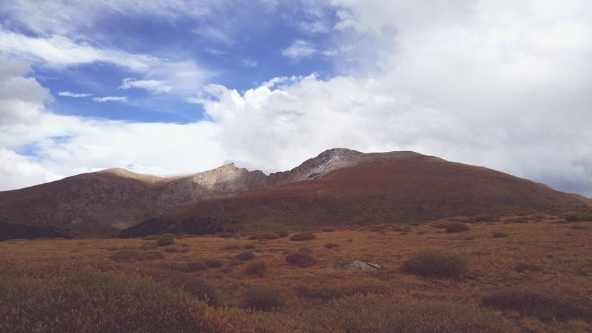 Mountain Cloud - Sky No People Landscape Outdoors Scenics Beauty In Nature Colorado
