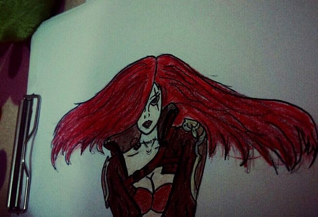 😅 LeagueofLegends Katarina Drawing