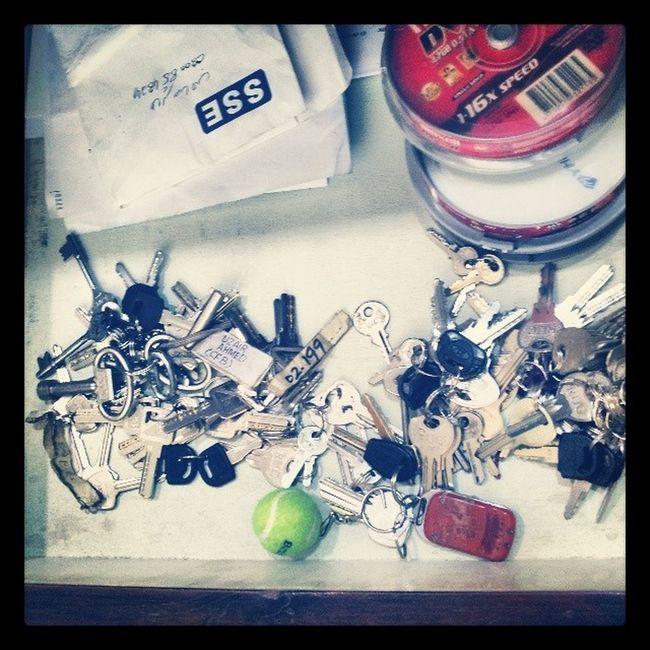 Loads of Keys Officekeys Panelkeys Isolationkeys