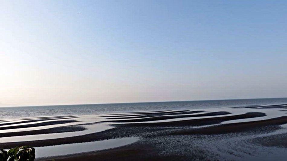 Sea Sea And Sky Sands Tideland Tidelands Kumamoto 干潟 熊本