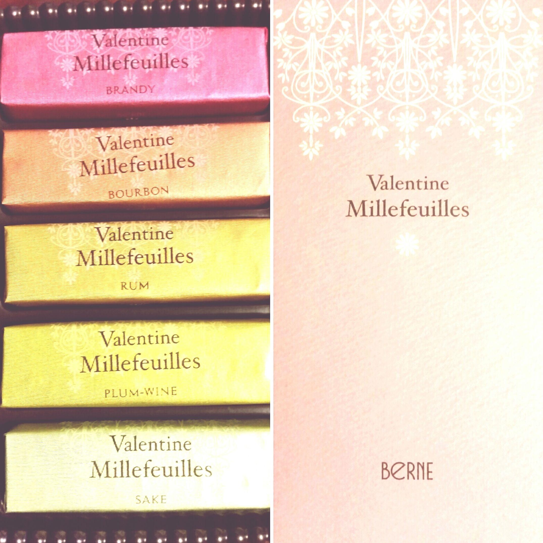 Japan Present Chocolate Winechocolate Japantrip 2015Trip Valentine Bernie