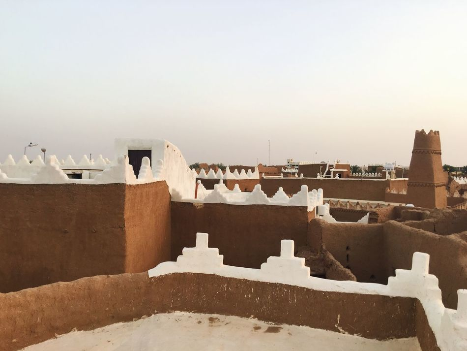 Mud houses Mudhouse Travel Urban Geometry Architecture Historical Building Architecturelovers Geometric Shapes Desertlife Desertlivin